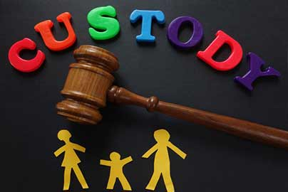 a personal experience with a child custody case Juvenile court magistrates hold hearings and can issue rulings on subjects as vital as child custody,  personal experience  to a custody case and then .